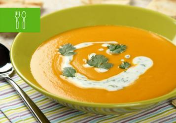 Aksamitne zupy-krem