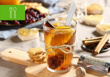 Rozgrzej się herbatą!