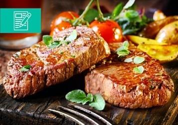 Sztuka przyprawiania sztuki mięsa