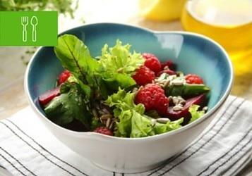 6 szybkich sałatek ze świeżych warzyw