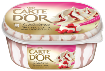 Carte d'Or Panna Cotta