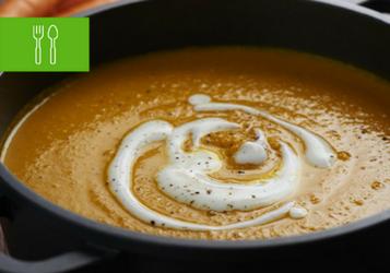 8 zup z roślinami strączkowymi