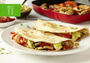 Wakacyjne zawijańce - wrapy i tortille