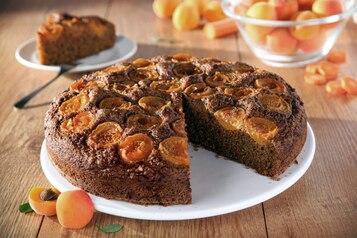 Ciasto marchewkowo-morelowe