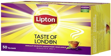 Herbata Lipton Taste of London