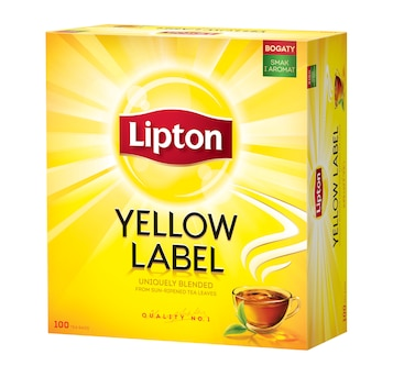 Herbata Lipton Yellow Label Tea