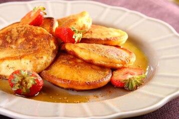 Amerykańskie naleśniki (pancakes)