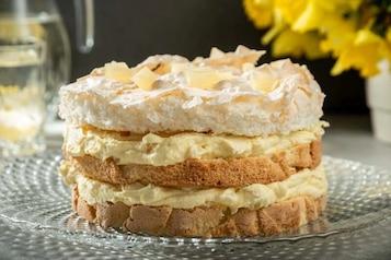 Ciasto z ananasem dla każdego miłośnika owocowych słodkości