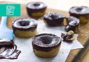 5 najbardziej czekoladowych muffinków na Dzień Czekolady