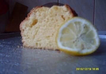 Babka cytrynowa