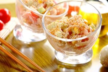 Chińska sałatka