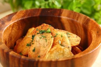 Domowe chipsy naturalne