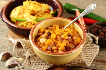 Chutney z mango