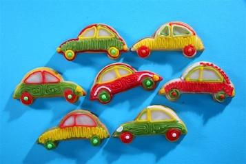 Ciasteczka samochodziki