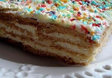 Ciasto Pikolada