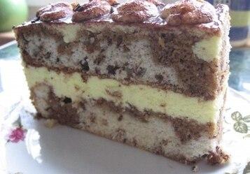 Ciasto tortowe tiramisu