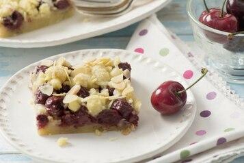 Ciasto wiśniowe z kruszonką