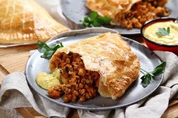 Cornish pasty – pieróg kornwalijski