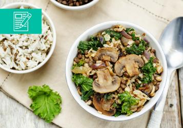 Obiad z ryżem czy kaszą? – 6 sposobów na szybkie dania