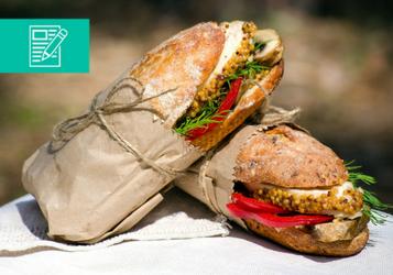Przekąski na piknik – 5 najlepszych kanapek