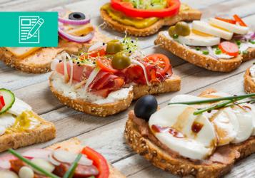 Kanapki – smaczny sposób na śniadanie