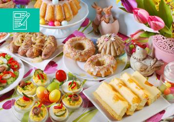 Wielkanocne śniadanie – klasycznie czy nowocześnie?