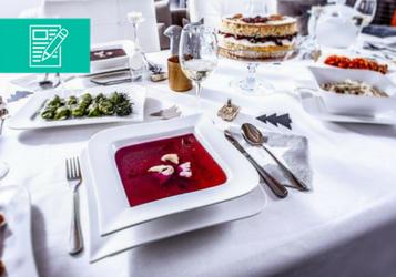 Świąteczny stół w czterech odsłonach  – wybierz stylizację dla siebie