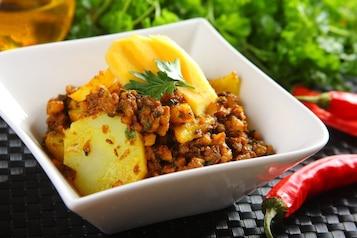 Curry z ziemniaków