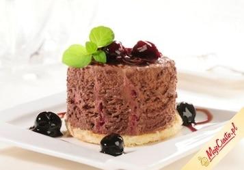 Czekoladowe tymbaliki/Carte d'Or Chocolate Cherry