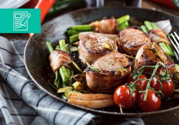 Domowy obiad, czyli jak przyrządzić polędwiczki?