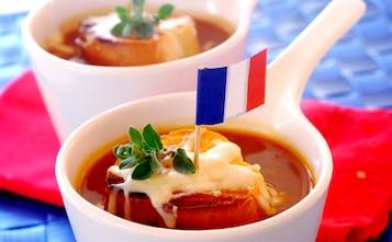 Francuska zupa pomidorowa