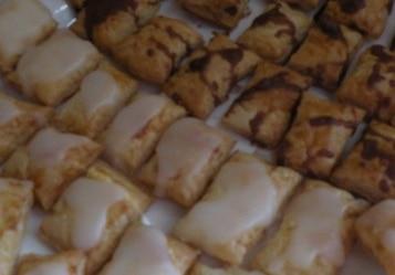 Francuskie ciasteczka