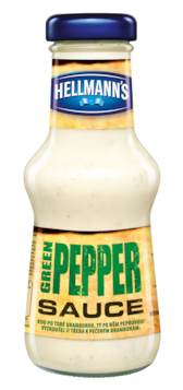 Sos Hellmann's GREEN PEPPER