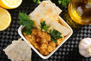Hummus czyli pasta z ciecierzycy