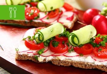 7 kanapek pełnych warzyw