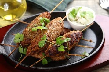 Kebab z grilla