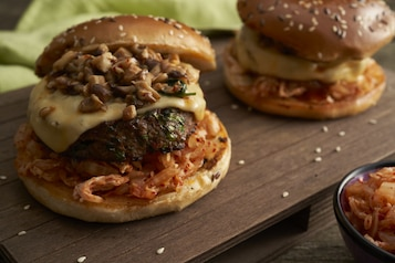 Koreański burger