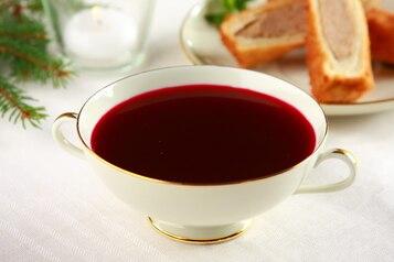 Kujawski barszcz czerwony