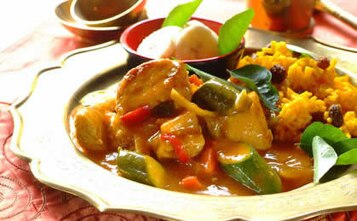 Kurczak słodko-kwaśny z chili