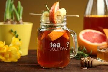 Lady grejpfrut – herbata z grejpfrutem i rozmarynem