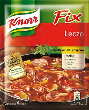 Fix Leczo Knorr
