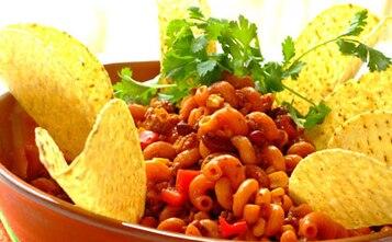Makaron po meksykańsku