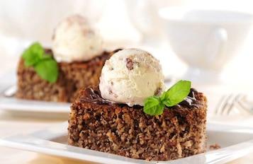 Ciasto z kaszą manną na dwa sposoby