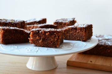 Soczyste ciasto marchewkowo-piernikowe