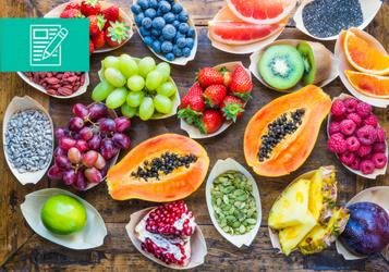 Dzień piąty: Porcja owoców każdego dnia