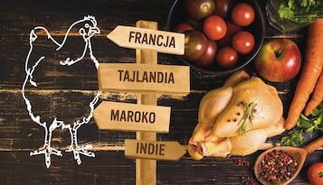 Kurczak z różnych stron świata