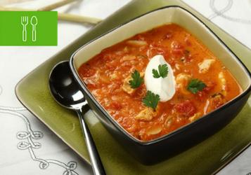 Pikantne zupy z chili