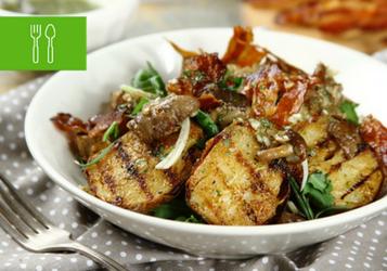 3 sposoby na grillowane ziemniaki