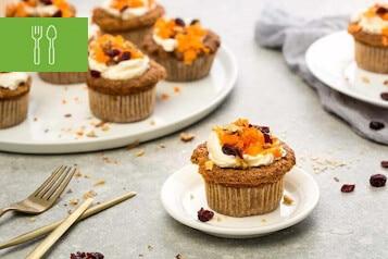 15 przepisów na pyszne babeczki i ciasteczka