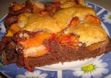 Nektarynkowe (ciasto ucierane)